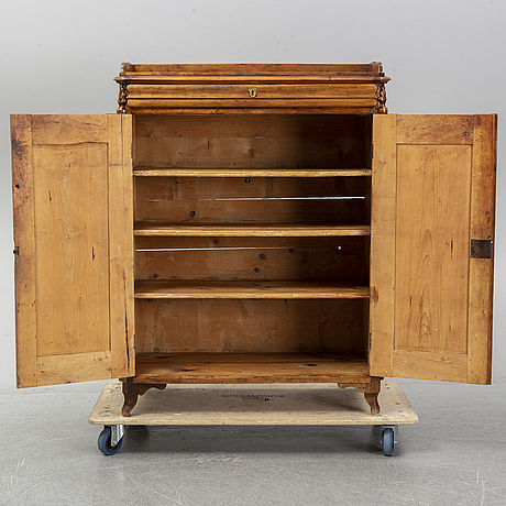 A second half of the 20th century cupboard.