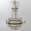 Ljuskrona, empire, 1800-tal.