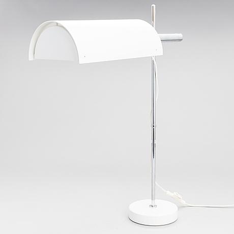 Ben af schulten, a table lamp bs712, artek, finland.