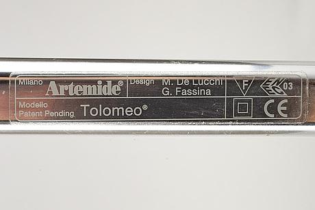 """Bordslampor, ett par, """"tolomeo"""", michele de lucchi och giancarlo fassina, för artemide, italien."""