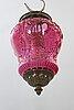 MÅnskenslampa, omkring 1900.
