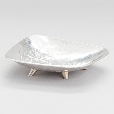 Unto erÄlampi, vati, hopeaa, riihimäki 1962.