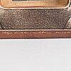 HeljÄ liukko-sundstrÖm, lampetti, keramiikkaa, signeerattu ja päivätty -81. arabia.