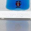 Oiva toikka, vuosikuutio, signeerattu, 2007, numeroitu 100/150.