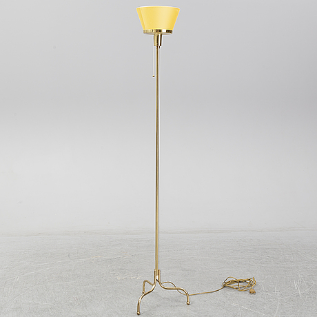Josef frank, a model 2424 floor lamp, for firma svenskt tenn.