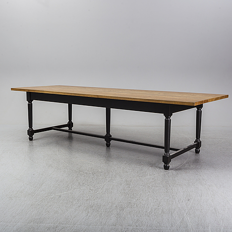 Attila suta mÖbelsnickeri, matbord, samtida.