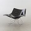 """A thomas pedersen """"stingray"""", fredrica rockingchair. denmark 21th century."""