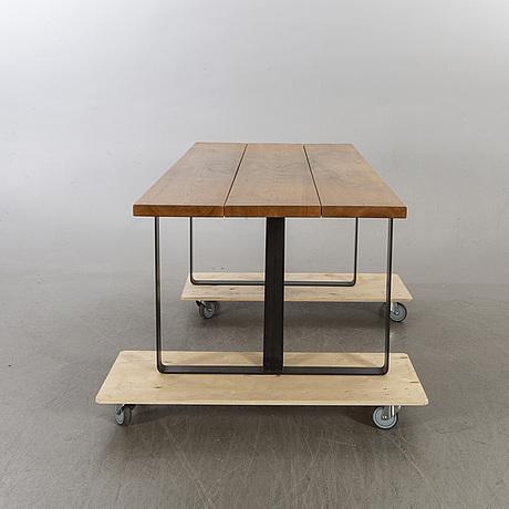 Bord möbel-shop sven larsson malmö 2001.