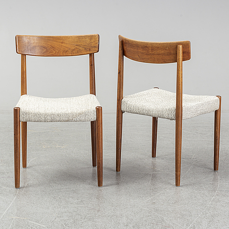 Four chairs by troeds, bjärnum.
