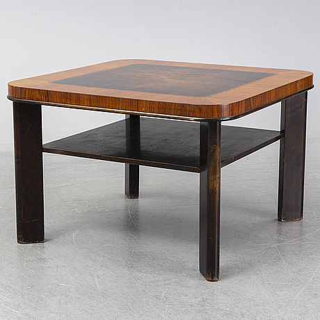 A 1930s table by reiners, mjölby, sweden.