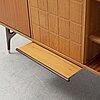 A second half of the 20th century teak veneered sideboard.