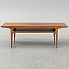 A 1960s/1970s coffee table.
