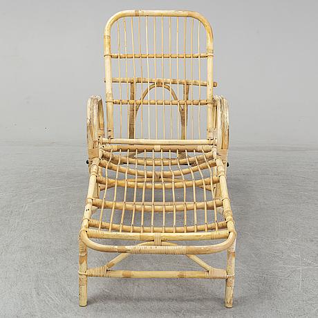 Vilstol / dÄckstol, 1900-talets andra hälft.