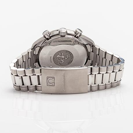 Omega, speedmaster reduced, wristwatch, 39 mm.