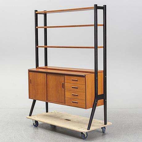 A 1960s/1970s shelf.