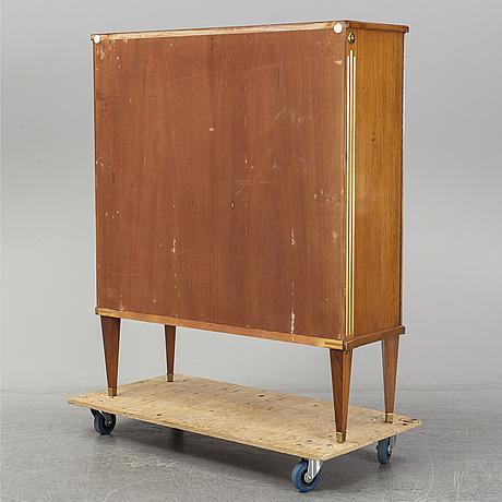 SkÅp, sengustaviansk stil, bodafors, 1900-talets mitt.