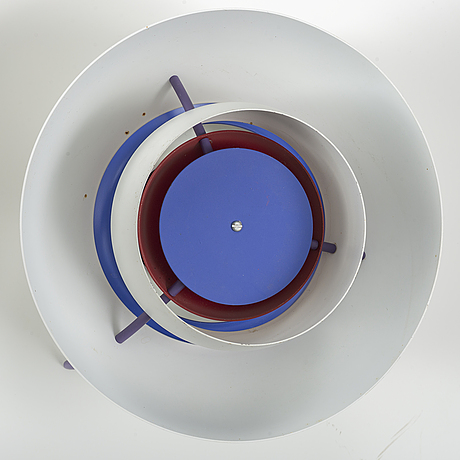 "Poul henningsen, ""ph 5"" ceiling lamp."