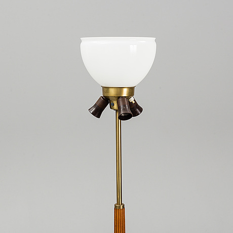 Hans bergstrÖm, a 1950's floor light for ateljé lyktan, Åhus, sweden.
