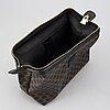 CÉline, a macadam canvas bag and toilet bag.