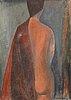 Paavo sirkkunen, oil on canvas, signed.