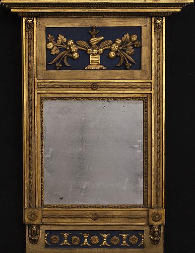 Spegel empire 1800-talets första hälft.