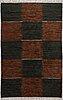 A sheep wool rug. ca. 400x260 cm.