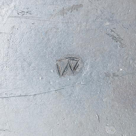 Tapio wirkkala, veistos, signeerattu tw. 1970-luvun alku.