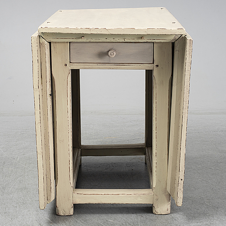 Slagbord, 1800-tal.