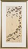 Tapani mikkonen, litograph, signed and dated -89, marked p.p.