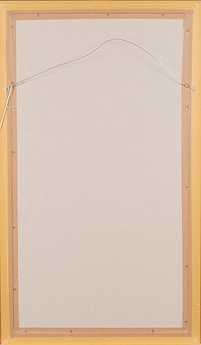 Tapani mikkonen, litografi, signerad och daterad -89, märkt p.p.