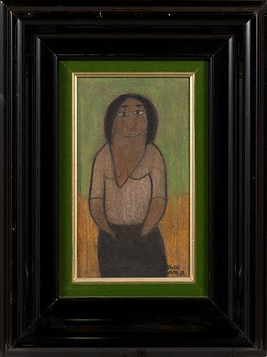 Nikolai lehto, oil on canvas, signed and dated -82.