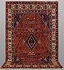 A carpet, abadeh, ca 320 x 218 cm.