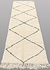 Gallerimatta, marocko, ca 290 x 84 cm.