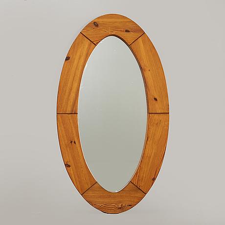 Spegel, glasmäster, 1900-talets andra hälft.