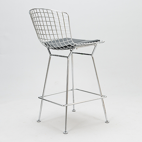 Harry bertoia, barstol, knoll international.