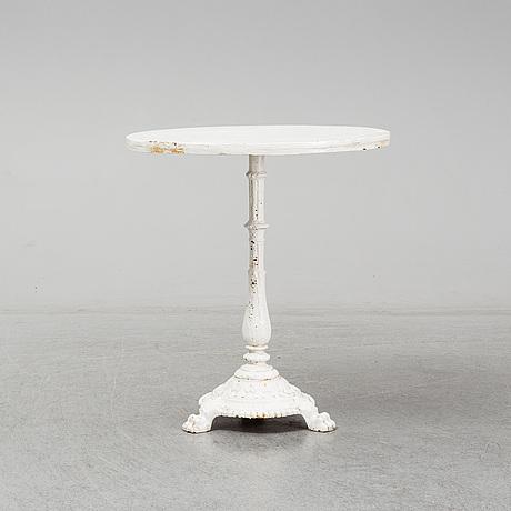 TrÄdgÅrdsbord,  skoglund & olson, gefle, 1900-talets början.