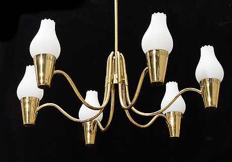 A late 20th century ceiling light.