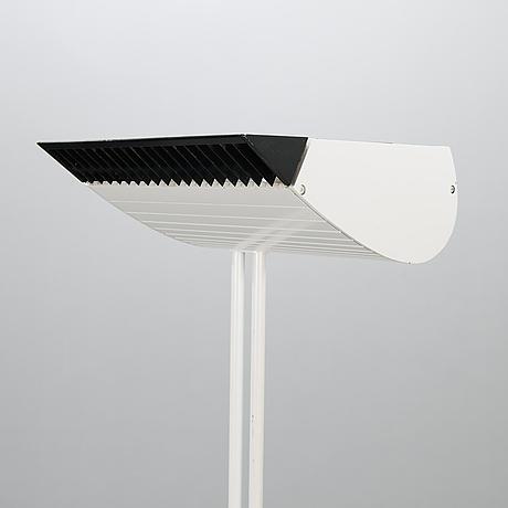 Hartmut engel, a 1980's floor lamp for zumtobel.
