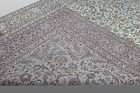 Matta, keshen, ca 384 x 272 cm.