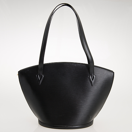 Louis vuitton epi leather saint jacques gm tote bag.