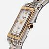 Raymond weil, parsifal, wristwatch, 22 x 24 mm.