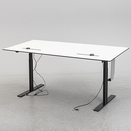 Omann, a desk, contemporary.