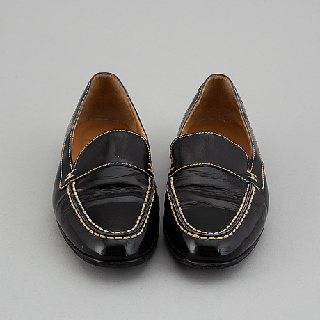 HermÈs, a pair of shoes, size 35,5.