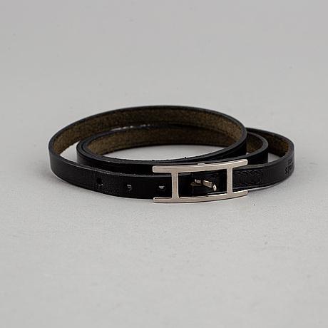HermÈs, a 'hapi' bracelet.