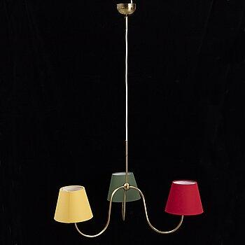 JOSEF FRANK, model 2444 ceiling light.