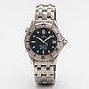 Omega, seamaster, 300m, wristwatch, 36 mm.