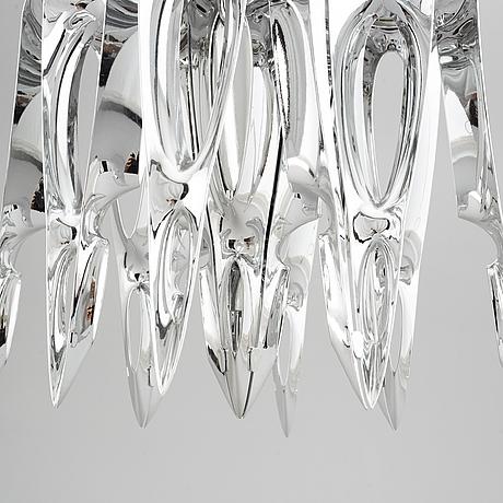 Hani rashid, a zumtobel 'lq' ceiling light, post 2007.