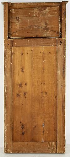 Spegel, senempire, 1800-talets mitt.