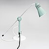 A mid-20th century table lamp for tateka.