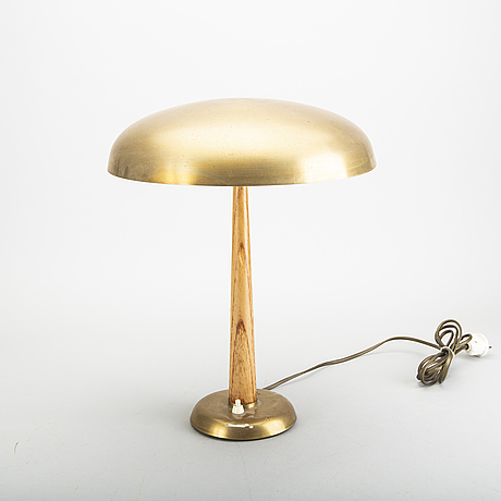 Bordslampa 1950-tal.